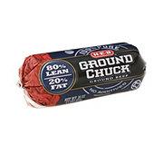 H-E-B Ground Beef Chuck 80% Lean