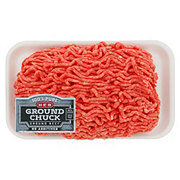 H-E-B Ground Beef Chuck 80% Lean
