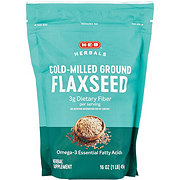 H-E-B Ground Flaxseed