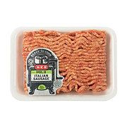 H-E-B Ground Mild Italian Sausage