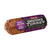 H-E-B Ground Turkey 85% Lean
