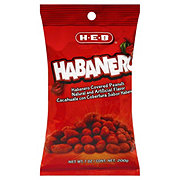 H-E-B Habanero Covered Peanuts