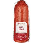 H-E-B Hard Salami