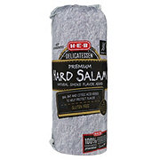 H-E-B Hard Salami, sold by the