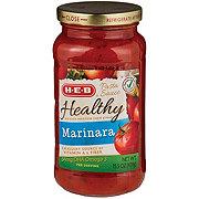 H-E-B Healthy Marinara Pasta Sauce
