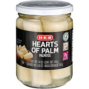 H-E-B Hearts of Palm, Palmitos