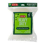 H-E-B Heavy Duty Scrub Sponges