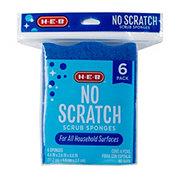 H-E-B HEB No Scratch Sponge