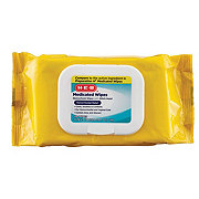 H-E-B Hemorrhoidal Medicated Wipes