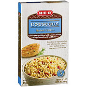 H-E-B Herbed Chicken Couscous