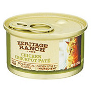 H-E-B Heritage Ranch Chicken Crockpot Cat Food