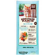 H-E-B Heritage Ranch Grain Free Kitten Formula Dry Cat Food