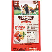 H-E-B Heritage Ranch Grain Free Salmon & Chickpea Recipe Dry Dog Food
