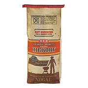 H-E-B Hickory Charcoal Briquettes