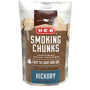 H-E-B Hickory Wood Chunks 10 lb. Bag