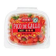 H-E-B Hot Pico de Gallo