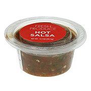 H-E-B Hot Salsa Snack Size