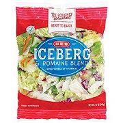 H-E-B Iceberg & Romaine Lettuce Blend