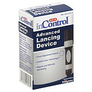 H-E-B InControl Advanced Lancing Device