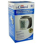 H-E-B InControl Fully Automatic Wrist Blood Pressure Monitor