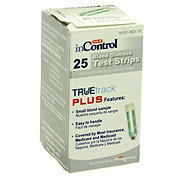 H-E-B InControl Plus TRUEtrack Test Strips