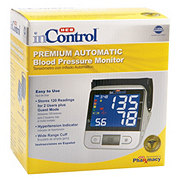 H-E-B InControl Premium Automatic Blood Pressure Monitor