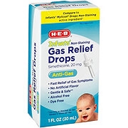 H-E-B Infants' Gas Relief Drops