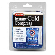 H-E-B Instant Cold Compress