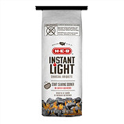 H-E-B Instant Light Charcoal