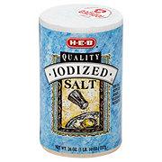 H-E-B Iodized Salt