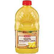 H-E-B It's Juice Pineapple Juice