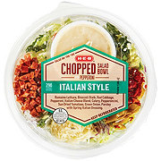 H-E-B Italian Chopped Salad Bowl with Salami
