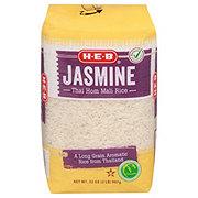 H-E-B Jasmine Thai Hom Mali Rice
