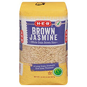 H-E-B Jasmine Whole Grain Thai Rice
