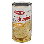 H-E-B Jumbo Butter Tasting Biscuits