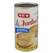 H-E-B Jumbo Buttermilk Biscuits