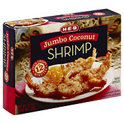 H-E-B Jumbo Coconut Shrimp