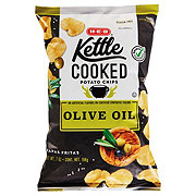 H-E-B Kettle Cooked Olive Oil Potato Chips