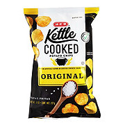 H-E-B Kettle Cooked Original Potato Chips