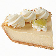 H-E-B Key Lime Cream Pie