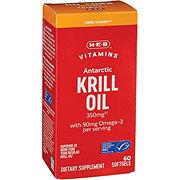 H-E-B Krill Oil 350mg