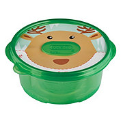 H-E-B Large Bowl Holiday Container