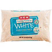 H-E-B Large Grain White Rice