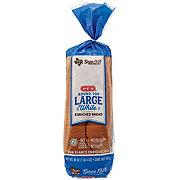 H-E-B Large White Round Top Bread