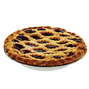 H-E-B Lattice Cherry Pie
