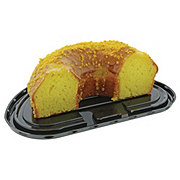 H-E-B Lemon Creme Cake