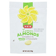 H-E-B Lemon Flavored Almonds