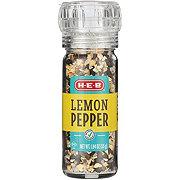 H-E-B Lemon Pepper With Grinder
