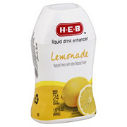 H-E-B Lemonade Liquid Drink Enhancer