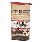H-E-B Light The Bag Charcoal Mesquite
